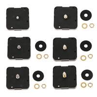 DIY Quartz Clock Movement Mechanism Sweep Silent Wall Clock Repair Kits Replace
