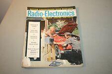 SEPTEMBER 1957 RADIO ELECTRONICS MAGAZINE - NICE!