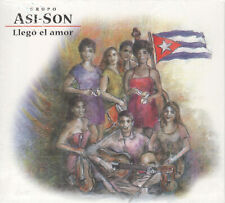 Llego el Amor by Grupo Asi-Son (CD, 1997 Tumbao Cuban Classics) Out of Print/New