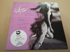 """SILJE * TELL ME WHERE YOU'RE GOING * 7"""" SINGLE P/S EXCELLENT 1990 PROMO"""