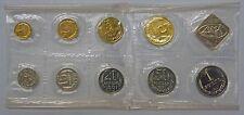 1991 RUSSIA Mint SET 9 COINS Leningrad Mint SEALED