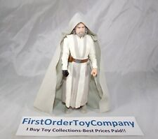 "Star Wars Black Series 6"" Inch Jedi Master Luke Skywalker Loose Figure COMPLETE"
