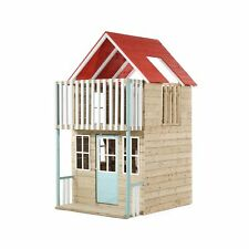 TP Toys Weymouth Wooden Playhouse Outdoor 2 Storey Playhouse