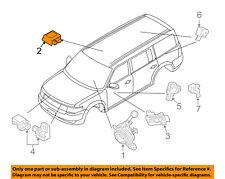 Lincoln FORD OEM Airbag Air Bag-RCM SDM ACM Restraint Control Module AE9Z14B321A