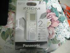 New Panasonic Rr-Us571 Digital Recorder 2gb stereo/mp3