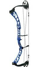 "Elite Victory X 60# Cobalt Blue Riser/Black limbs 28-29.5"" draw length available"