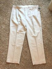 New w tags, Natural Elements men's all cotton, khaki pants, pleated, size 44
