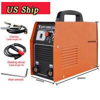 ZX7-200 220V Welding Machine DC Inverter MMA ARC Welder Equipment Metalworking