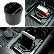 Universal Car Seat Crevice Storage Box Organizer Coin Phone Cards Cup Holder new