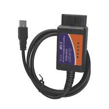 ELM327 V1.5 USB Interface OBDII OBD2 Scanner Tool Supports All OBD-II Protocols