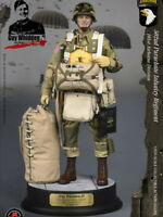 """PO  Soldier Story 1/6 WWII 101ST AIRBORNE DIVISION """"GUY WHIDDEN, II"""""""