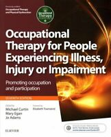 Occupational Therapy and Physical Dysfunction Promoting occupat... 9780702054464