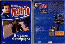 IL RAGAZZO DI CAMPAGNA (Renato Pozzetto) - DVD NUOVO E SIGILLATO, MOLTO RARO!