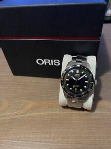 Oris Divers Sixty Dive Bronze