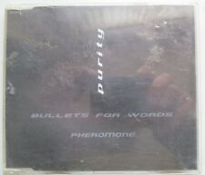 PURITY – Bullets For Words / Pheromone. 1998 CD Tommy Boy TBCD 7458 Drum n Bass