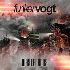 FUNKER VOGT Wastelands LIMITED CD Digipack 2018 + Bonustracks (VÖ 28.09)