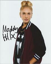 Maddy Hill autograph - signed photo - Eastenders