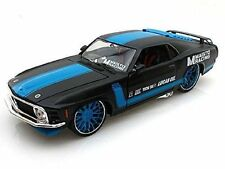 Maisto 1:24 1970 Ford Mustang Boss 302 Diecast Model Racing Car Toy New 31329