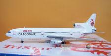 Blue Box Dragonair L-1011 1:200 Hong Kong Diecast Commercial Plane Model BBOX077