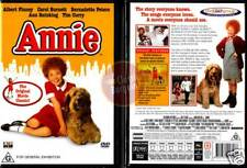 ANNIE Albert Finney Carol Burnet Aileen Quinn NEW DVD (Region 4 Australia)