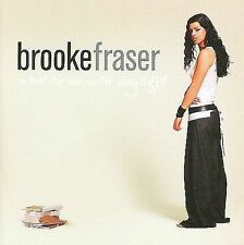 What to Do with Daylight by Brooke Fraser (CD, 2004, Columbia (USA))