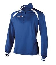 MACRON SYN TRAINING SET - BLUE/WHITE - SIZE: XXS