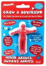 Grow Your Own Boyfriend A Joke Gift Secret Santa Adults Comes In (RED) UK SELL