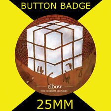 ELBOW - THE SELDOM SEEN KID-BUTTON BADGE-25MM DPIN BACK #CD2