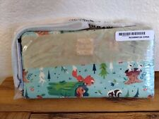 Disney Dooney & Bourke Caley Hicks Bambi and Friends Wristlet Wallet Forest NEW