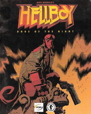 (PC) - HELLBOY - DOGS OF THE NIGHT - NEUWARE!