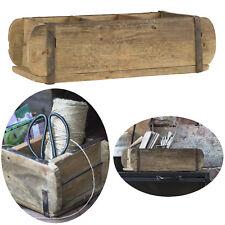 XL Holz Deko Ziegelform 3-fach Unika Aufbewahrung Holz-Box Holz-Kiste IB Laursen
