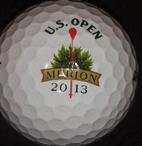 3 Dozen (US Open Merion Logo) Nike Mix Mint Used Golf Balls