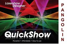 PANGOLIN FB3-QS QUICKSHOW Lasershow Designer Software Program