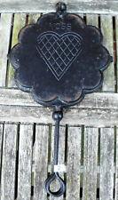 Waffeleisen altes Waffeleisen  Voss