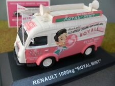 1/43 renault 1000kg Royal Mint