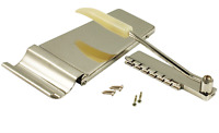 SALE! WD Long Vibrola Tremolo Maestro Tailpiece NICKEL 4 Gibson SG, USA SELLER