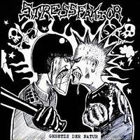 "STRESSFAKTOR Gesetze der Natur 7"" Vinyl (1999 Freibeuter) neu!"