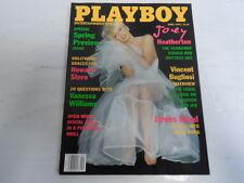 PLAYBOY APRIL 1997 DENTAL GIRLS KELLY MONACO PAL JOEY HOWARD STERN (539)