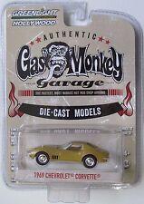GREENLIGHT HOLLYWOOD GAS MONKEY GARAGE 1969 CHEVROLET CORVETTE