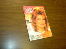 SOAP OPERA DIGEST magazine June 3, 1986 - DAYTIME TV STARS and STORIES