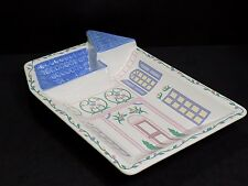 The Lenox Village Chip & Dip Tray 2000