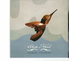 (GM556) Aaron Thomas, Made Of Wood - 2009 CD