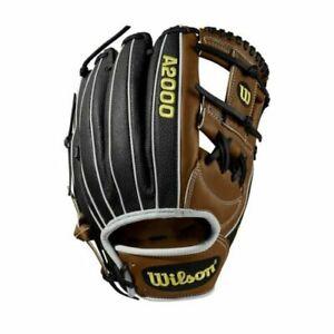 "Wilson A2000 SuperSkin 11.75"" Baseball Glove WTA20RB191787SS NEW"