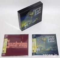 GNIDROLOG / JAPAN Mini LP CD x 2 titles + PROMO BOX Set!!