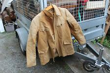 ancien veste de chasse colam abimée imper crainpalo vetement travail manufrance