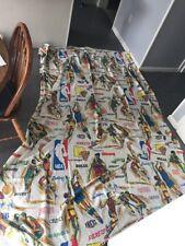 NBA Vintage Blanket Basketball Retro With Buffalo Braves, Seattle SuperSonics