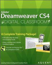 Digital Classroom: Adobe Dreamweaver CS4