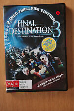 Final Destination 3 (DVD, 2006) VGC PRE OWNED (Box D6)