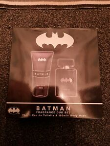 new mens Batman Fragrance Set