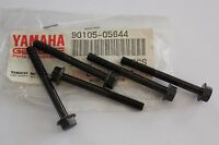 YAMAHA VT700 VENTURE PRIMARY SHEAVE BOLT WITH WASHER GENUINE OEM 2002-2004 5 PK